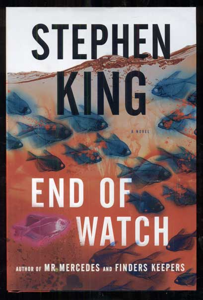End of Watch. Stephen King.