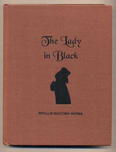 The Lady in Black. Phyllis Buccino Avona.
