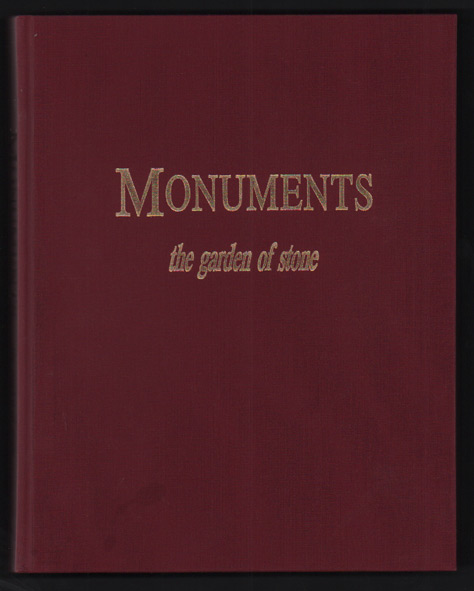 Monuments: The Garden of Stone. Jesús Tablate Miquis.