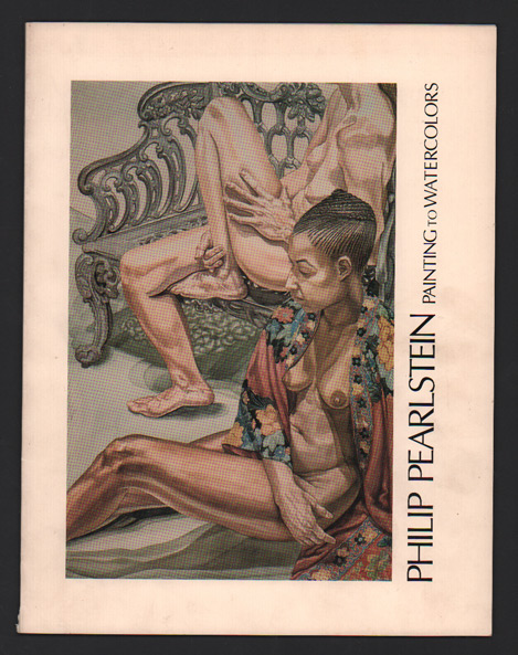 Philip Pearlstein: Painting to Watercolors. Philip Pearlstein.