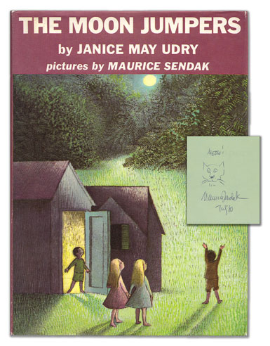 The Moon Jumpers. Janice May Udry, Maurice Sendak.
