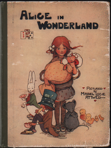 Alice in Wonderland. Lewis Carroll.