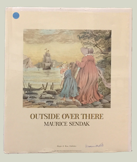 Outside Over There [Poster]. Maurice Sendak.