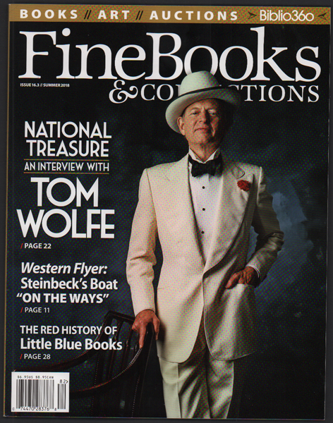 Fine Books & Collections: Issue 16.3 // Summer 2018