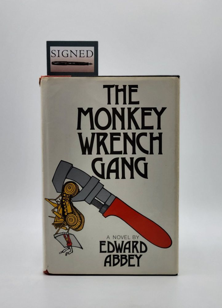 The Monkey Wrench Gang by Edward Abbey on Ken Sanders Rare Books