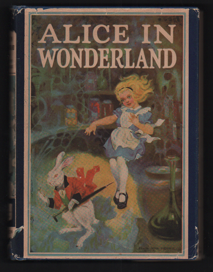 Alice's Adventures in Wonderland and Through the Looking Glass. Lewis Carroll.