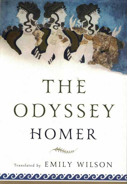 The Odyssey Homer Emily Wilson First Norton Paperback Edition
