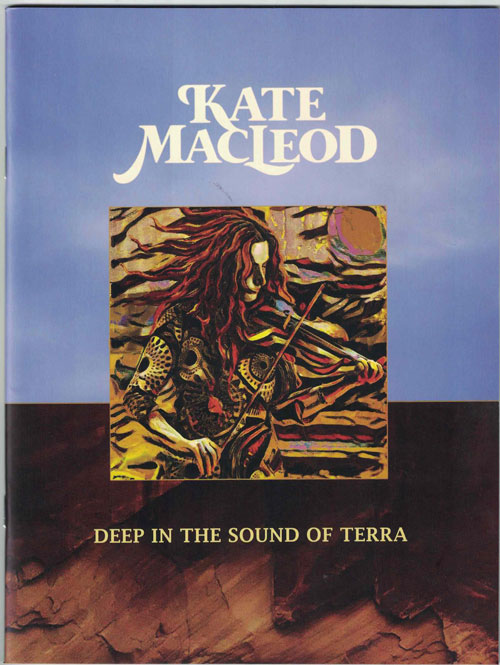 Deep in the Sound of Terra. Kate MacLeod.