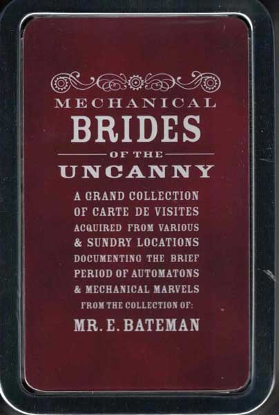 Mechanical Brides Of The Uncanny A Grand Collection Carte De Visites Acquired From Various