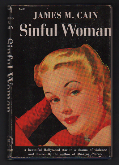 Sinful Woman. James M. Cain.