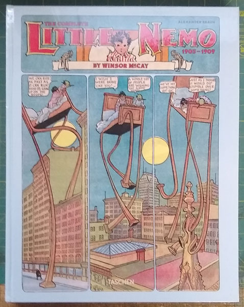 The Complete Little Nemo: 1905-1909. Winsor McCay.