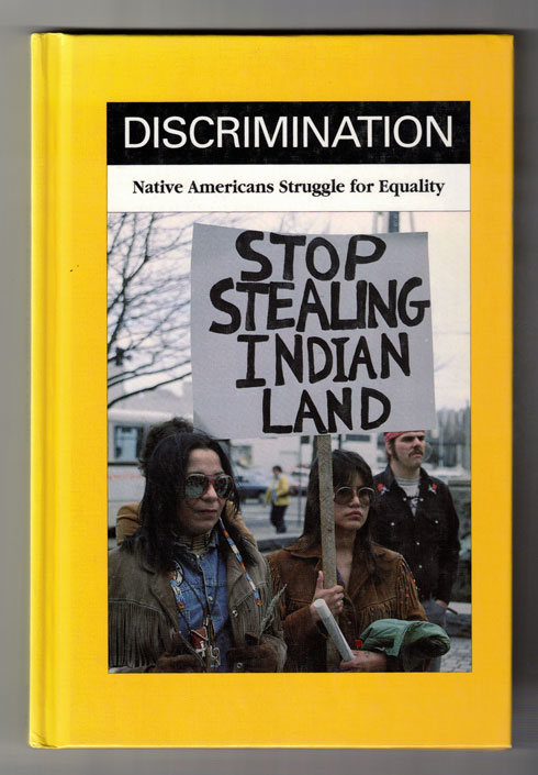 Discrimination: Native Americans Struggle for Equality. Ronald B. Querry.