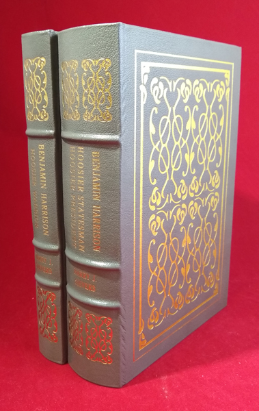 Benjamin Harrison (Two Volumes). Harry J. Sievers, Hilton U. Brown.