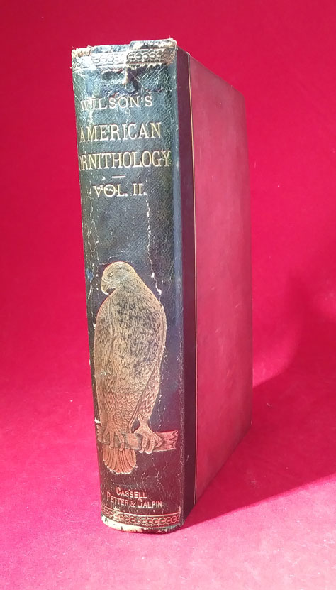 American Ornithology; Or, The Natural History of the Birds of the United States (Volume II). Alexander Wilson, Prince Charles Lucien Bonaparte, Sir William Jardine.