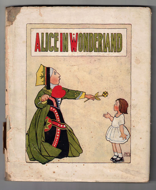 Alice's Adventures in Wonderland in Words of One Syllable. Lewis Carroll.