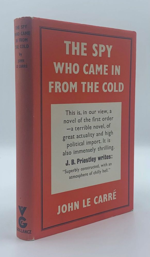 The Spy Who Came in from the Cold. John Le Carré.