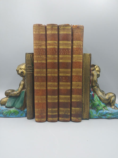 A Voyage to the Pacific Ocean; Undertaken by Command of His Majesty, for Making Discoveries in the Northern Hemisphere: Performed under the Direction of Captains Cook, Clerke, and Gore, in the Years 1776, 1777, 1778, 1779, and 1780. Being a Copious, Comprehensive, and Satisfactory Abridgement of the Voyage. In Four Volumes. James Cook, James King.