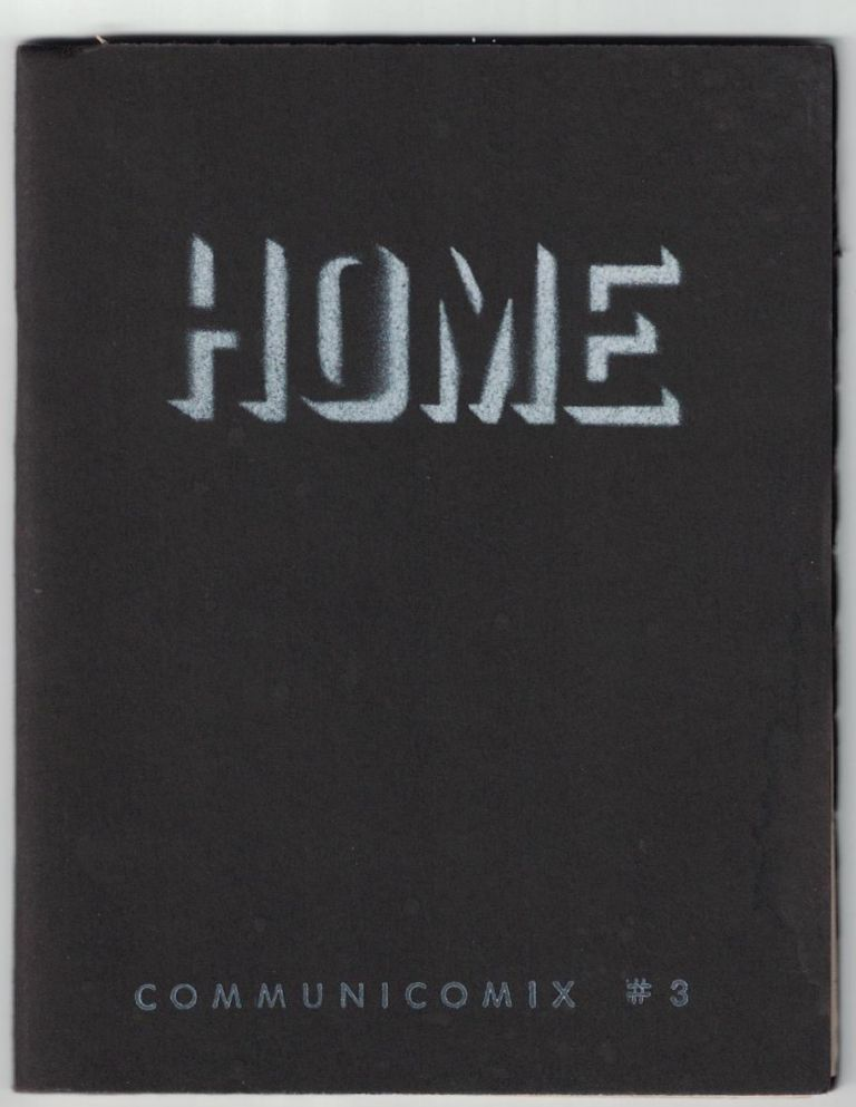 Home (Communicomix #3). Eric Drooker.