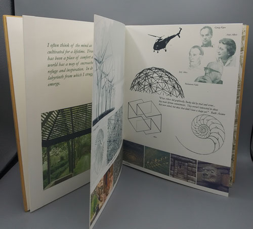 Labyrinths of the Mind, Book I: An Evolving Study. Anna Campbell Bliss, Mixed Media Book, Book Arts, Utah Artist.