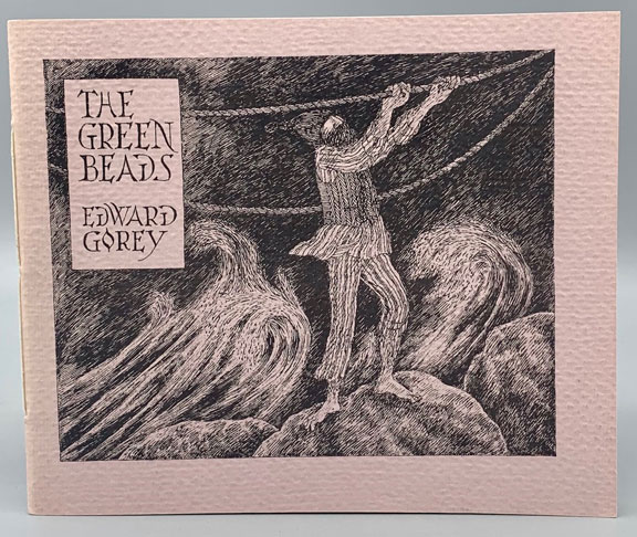The Green Beads. Edward Gorey.