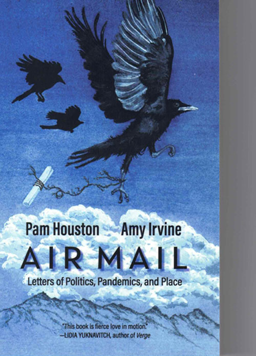 Air Mail; Letters of Politics, Pandemics, and Place. Pam Houston, Amy Irvine.