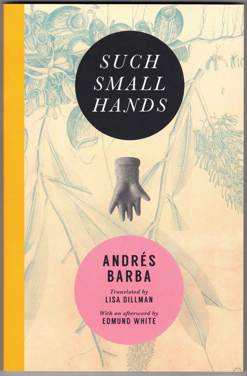 Such Small Hands. Andrés Barba, Lisa Dillman, Edmund White, afterword.