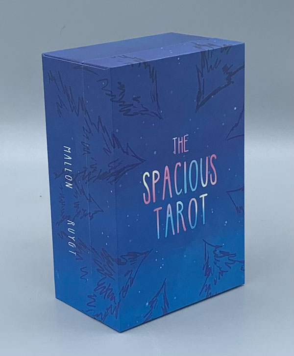 The Spacious Tarot. Carrie Mallon, Annie Ruygt.