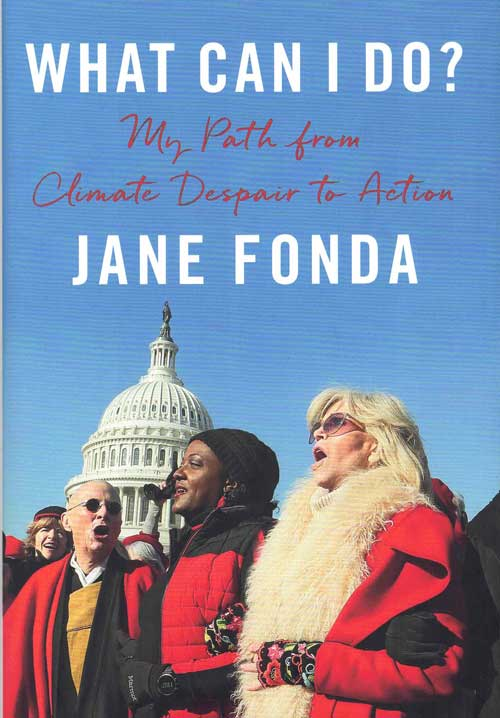 What Can I Do?: My Path from Climate Despair to Action. Jane Fonda.