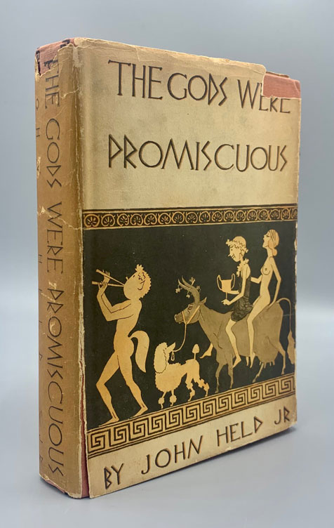 The Gods Were Promiscuous. John Held.
