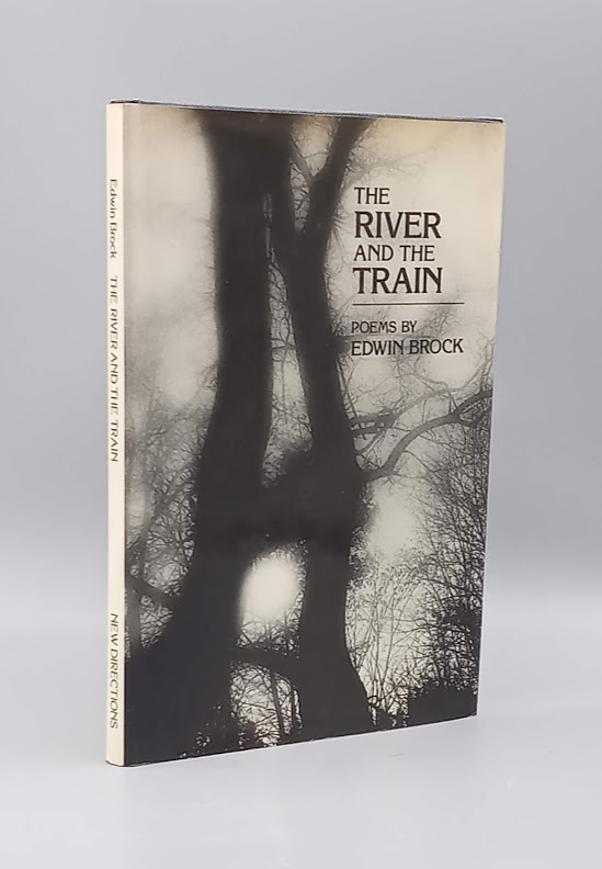 The River and the Train. Edwin Brock.