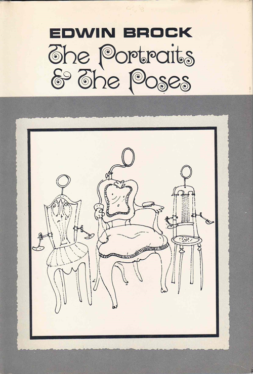 The Portraits and the Poses. Edwin Brock.
