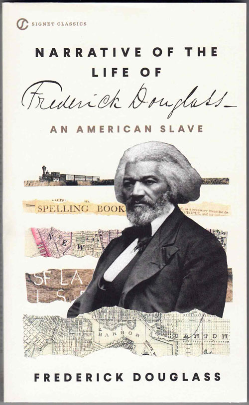 Narrative of the Life of Frederick Douglass, An American Slave. Frederick Douglass, Peter J. Gomes, Gregory Stephens, Introduction, Afterword.