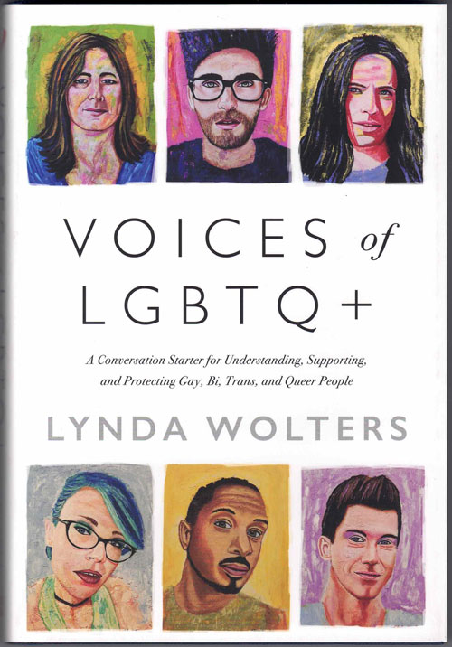 Voices of LGBTQ+. Lynda Wolters.