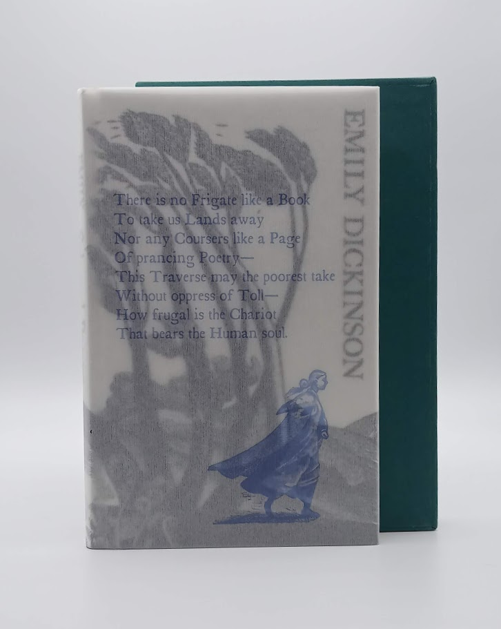 Selected Poems. Emily Dickinson, Lavinia Greenlaw, Jane Lydbury, introduction, illustrations.