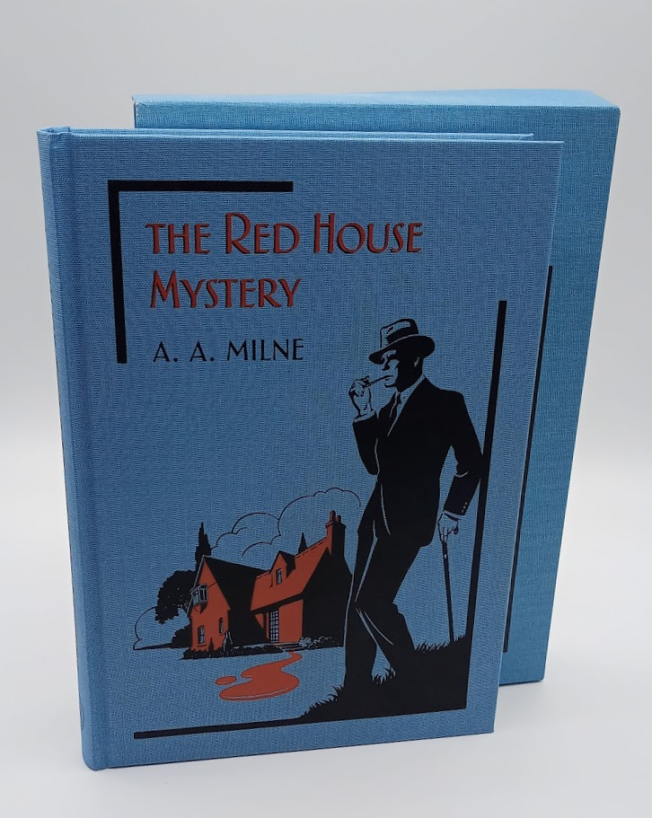 The Red House Mystery. A. A. Milne, Ann Thwaite, Mark Thomas, Introduction, Illustrations.