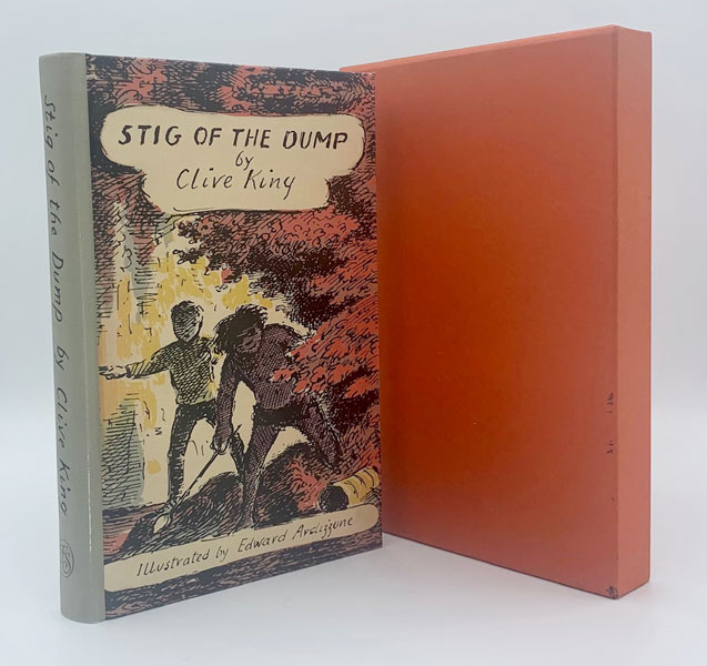 Stig of the Dump. Clive King, David Almond, Introduction.