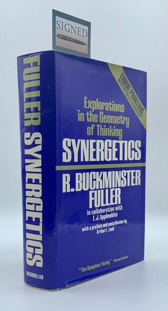 Synergetics: Explorations in the Geometry of Thinking. R. Buckminster Fuller, E. J. Applewhite.