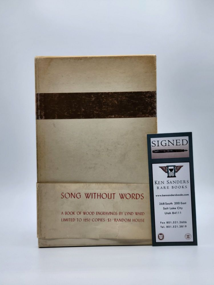 Song Without Words: A Book of Engravings on Wood. Lynd Ward.