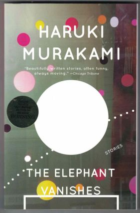 The Elephant Vanishes. Haruki Murakami