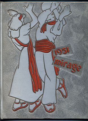 Mirage, 1951: Annual Publication of the Associated Students of the University of New Mexico