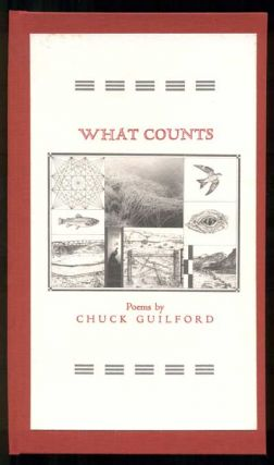 What Counts. Chuck Guilford