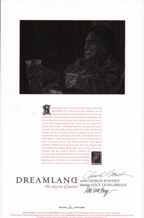 Dreamland: House of Death. Charles Bowden