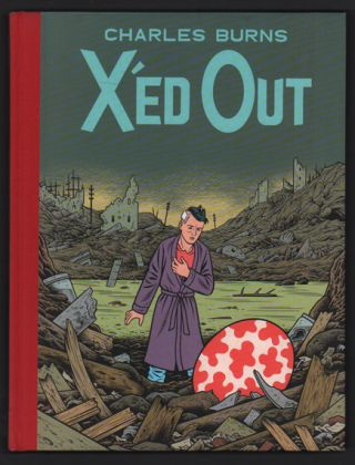X'ed Out. Charles Burns