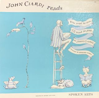 You Read to Me, I'll Read to You. Edward Gorey, John Ciardi