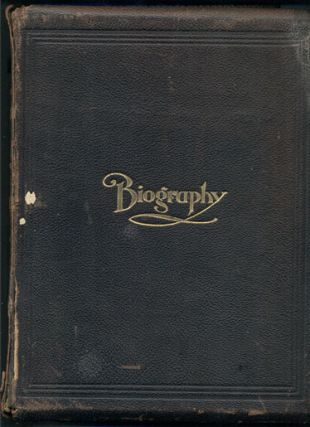 Biographical Record of Salt Lake City and Vicinity Containing Biographies of Well Known...