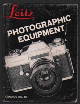 Leitz Photographic Equipment