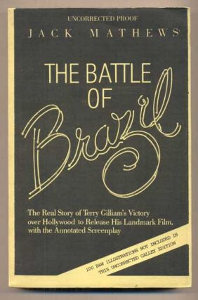 The Battle of Brazil. Jack Mathews