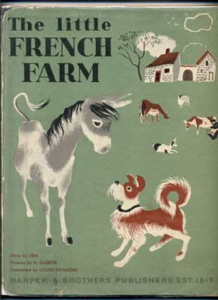 The Little French Farm. Lida