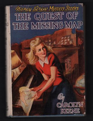 The Quest of the Missing Map (Nancy Drew Mystery Stories). Carolyn Keene.