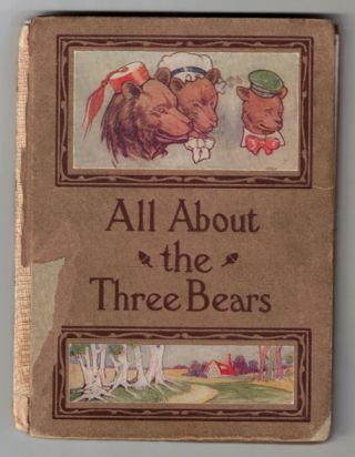 All About the Three Bears